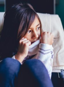 Mutismus Angst hemmt zu sprechen